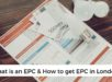 how-to-get-EPC-in-London